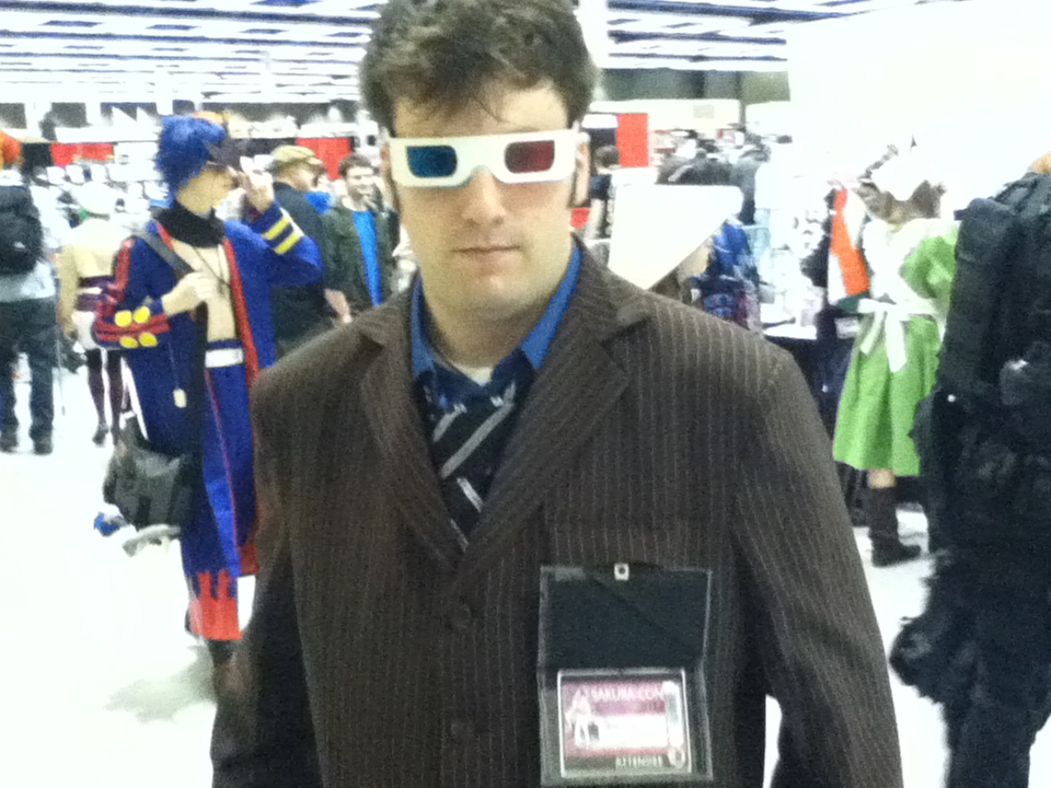 Doctor Who 10th Cosplay by Tylp on DeviantArt