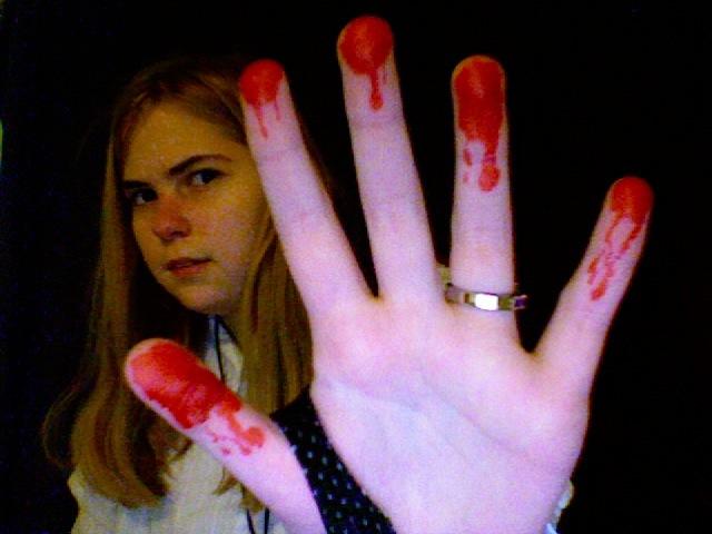 Monster 2: Bloody Fingertips