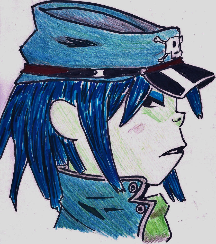 Noodle -Edit- by iWiLlFlYtOdAy