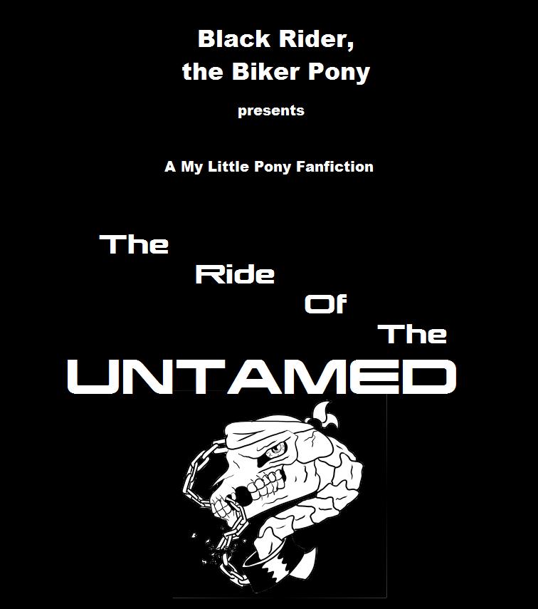 Title Card Ride of the Untamed by SteveSkunk