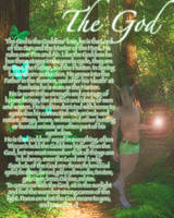 The Wiccan God by enchantramoon