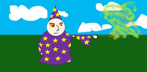 The Wizard of Omnipotence