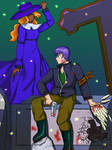 song art: Just One Yesterday by littlevirgin