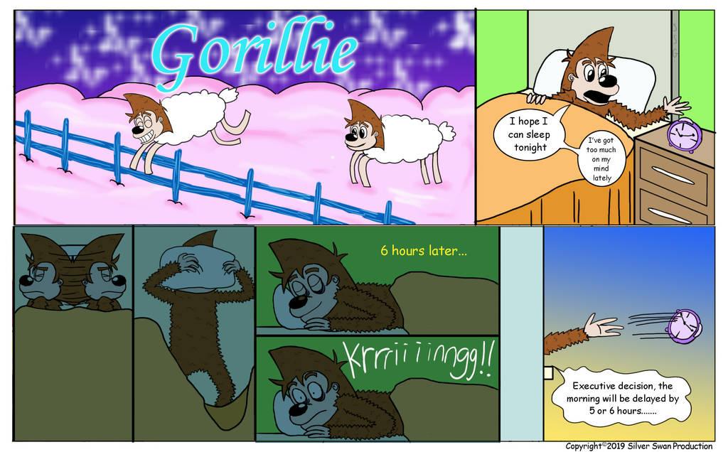 GWA : Relatable Sleep by littlevirgin