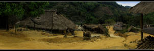 Akha Tribal Village