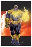 Thanos of Sinestro Corps