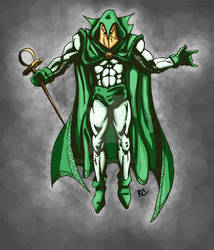 The Spectre Of Doctor Strangefate