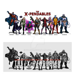 The X-Pendables