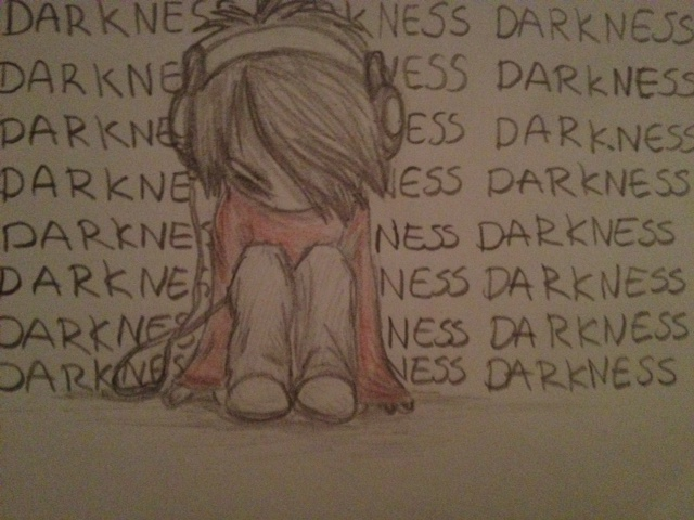 darkness. by DISUNITE