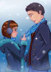 Mateo and Faye (Commission)