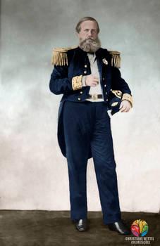 Peter II, the last emperor of Brazil