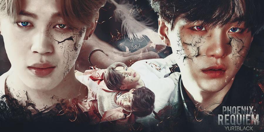 Phoenix: Requiem [Wallpaper] by YuriBlack