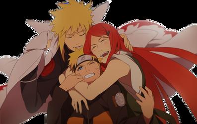 Naruto Render #5 by YuriBlack