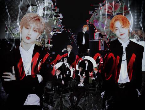 NCT Dream - We Boom [Wallpaper]