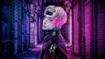Taeyong Cyberpunk by YuriBlack