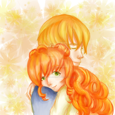 Daddy's little girl by drasticslostsoul