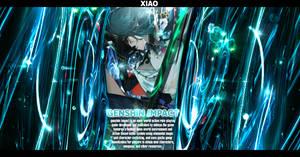 XIAO - Genshin Impact