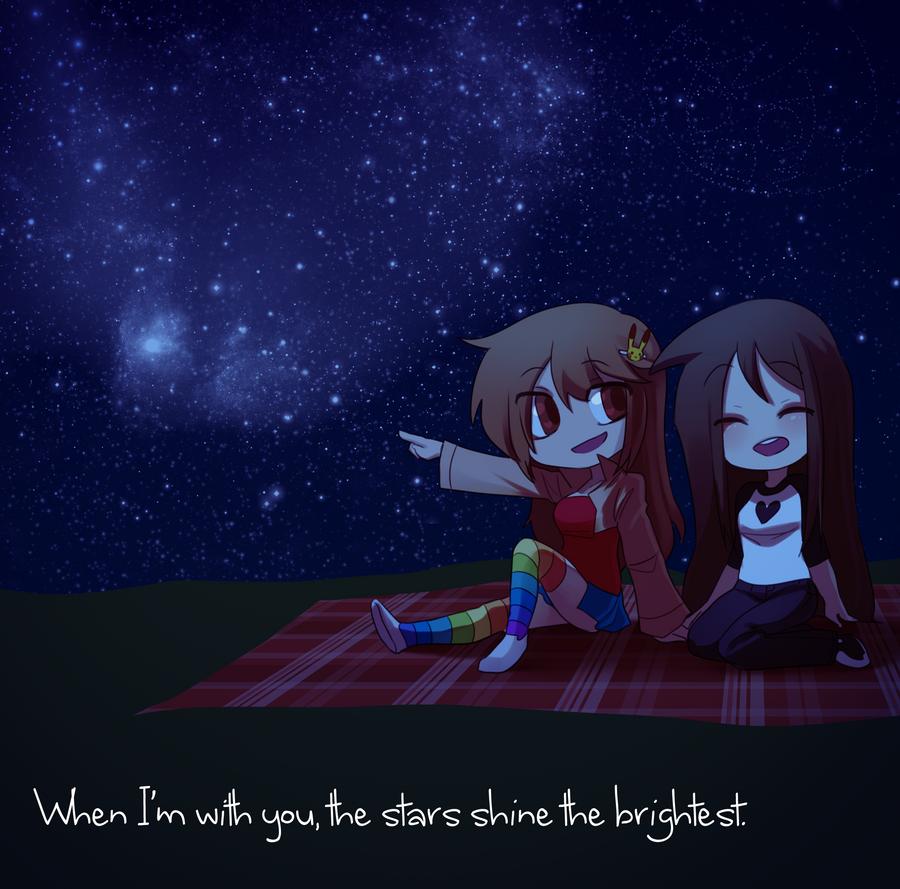 Stars by RileyAV