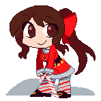 Christmas '12 Pixel Wee by RileyAV