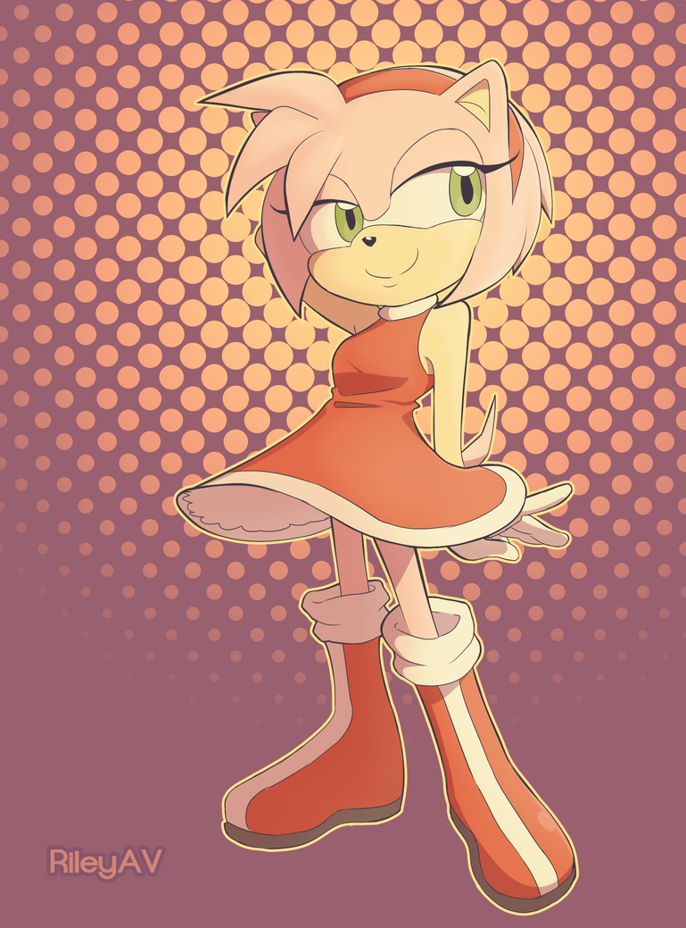 Amy SatAM by RileyAV