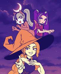 Halloween Dazzlings 2019