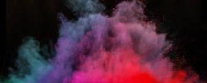 coloured smoke 2