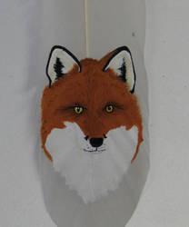 Feather Fox by Musher-Mayhem