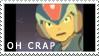Funny X Stamp by XX-Midnight