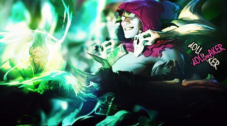 League of Legends - Vlad sig