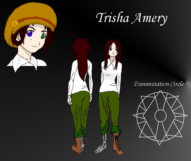Trisha Amery -FMA OC- By Gamory On DeviantArt