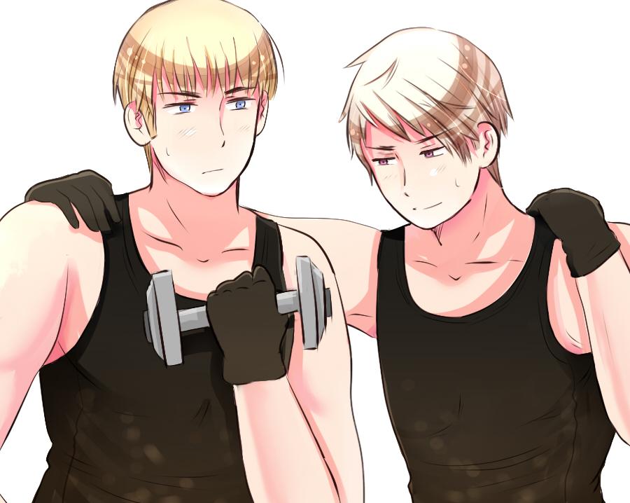 After Training by XXXxVivixXXX