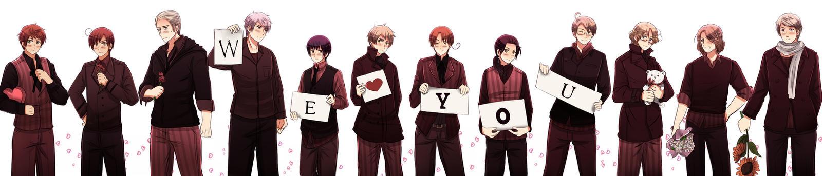 Valentines Day by XXXxVivixXXX