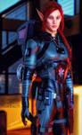 Cyberpunk Trauma Team Medic