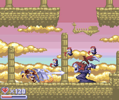 Kid Icarus: Downsizing 2