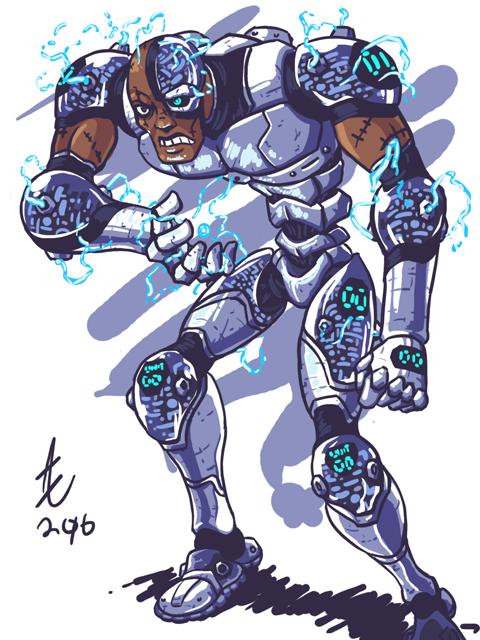 Cyborg definition