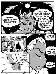 New Comic- Star Buster Atom 7 by jmatchead