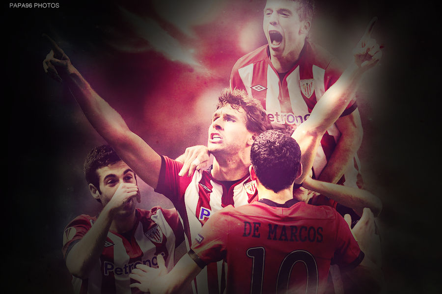 Athletic Bilbao Wallpaper by VincenzoPapa96 on DeviantArt