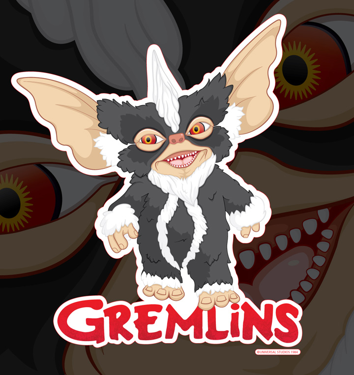 Gremlins: Mohawk by mystiquememories