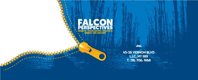 Falcon Truck Wrap by mystiquememories