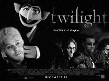 The New Twilight by WolfAlchemyst