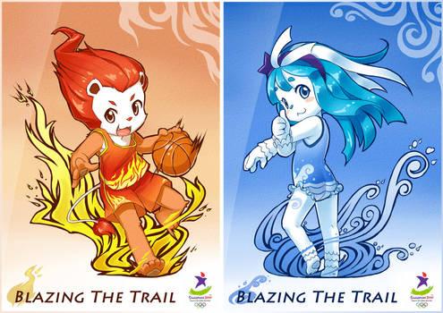 YOG 2010 - Blazing The Trail