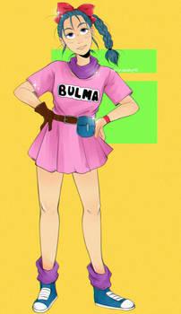 Bulma..again