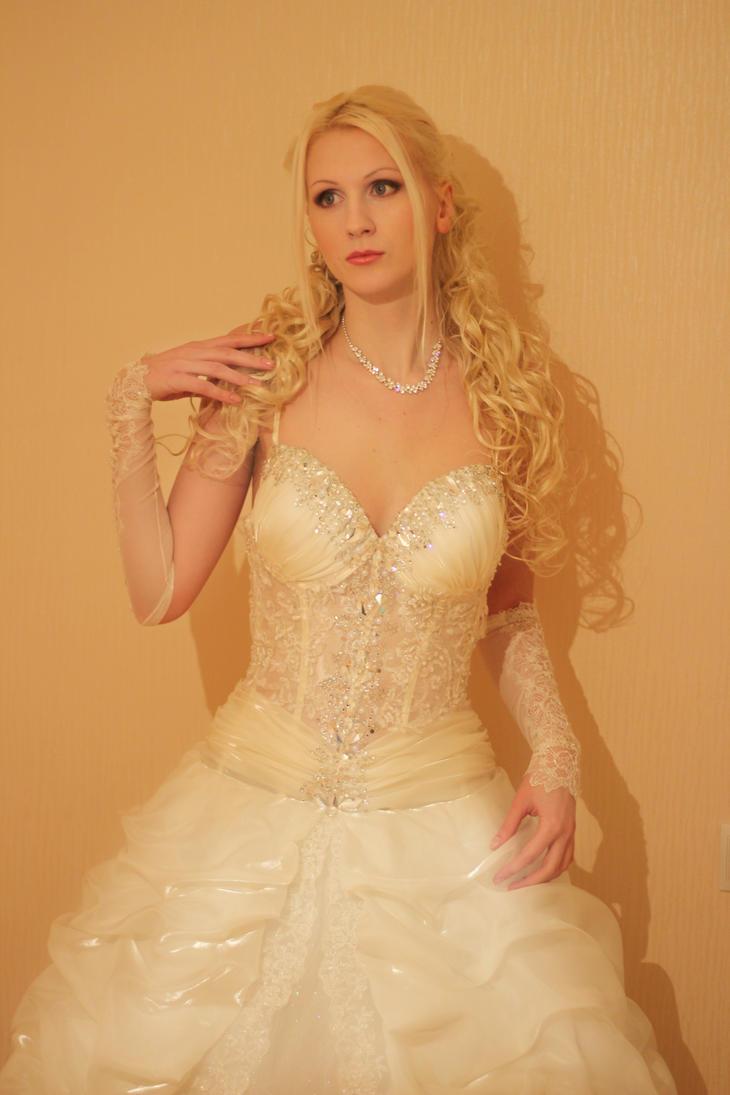Adel - photos for the wedding salon by AdelBlondy
