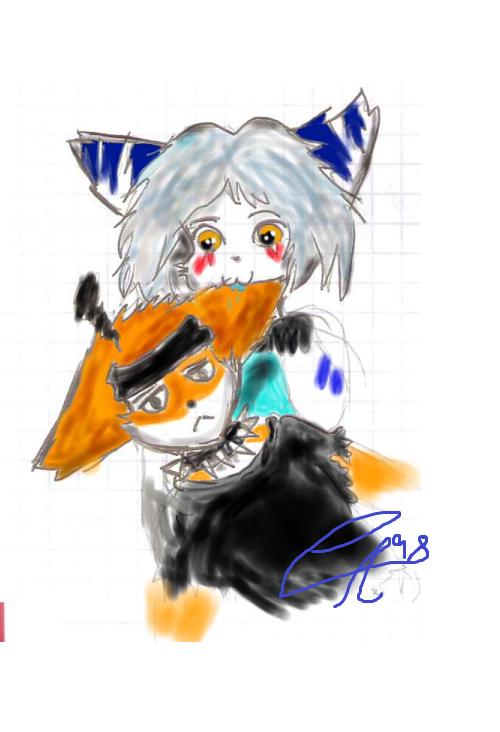 Munch by Celineakira98