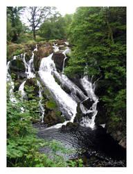 Swallow Falls 2 by sundayx