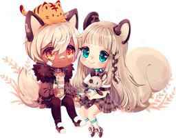 [c] Lion and Hiromi