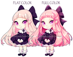 Color Sample by blanchiame