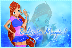 Bloom Believe in Magic ! ( 5 season ) by BloomciaArt
