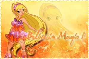 Stella Believe in Magic ! ( 5 season ) by BloomciaArt