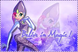 Tecna Believe in Magic ! ( 1 season ) by BloomciaArt